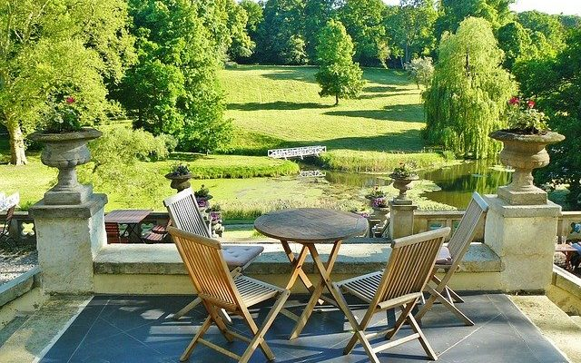 Outdoor Living Spaces & Nature Health Benefits